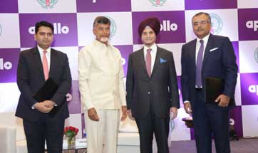 Apollo Tyres to invest Rs 525 crore in AP; Inaugurates Global R&D centre in TN