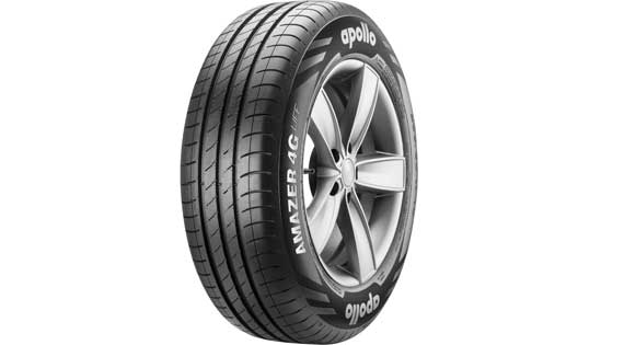Apollo launches high mileage car tyre for India