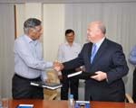 Bharat Forge subsidiary - David Browns ink JV