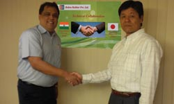 Bohra Rubber inks deal with Japan's HKL