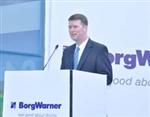 BorgWarner EGR facility opens in Manesar