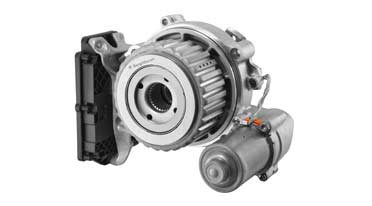 BorgWarner all-wheel drive coupling for new Volkswagen Crafter