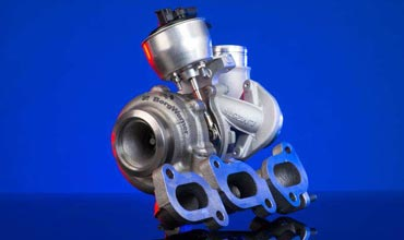 BorgWarner equips VW diesel engines with turbocharger technology