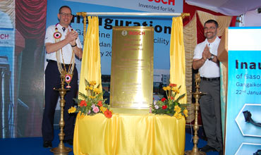 Bosch Limited inaugurates 6th plant in India