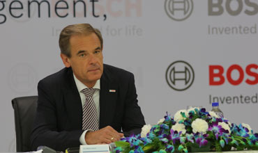 Bosch aims to double Asian business by 2020