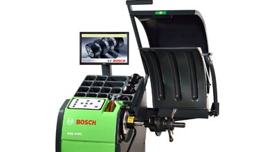 Bosch diagnostic tools for International Reifen tyre show in Germany