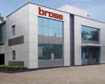 Brose first manufacturing plant in India