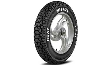 Ceat launches Milaze tyres for scooters in India