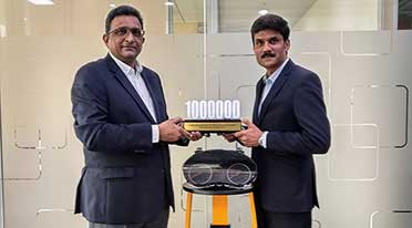 Continental India clocks 1 million instrument clusters in 2018