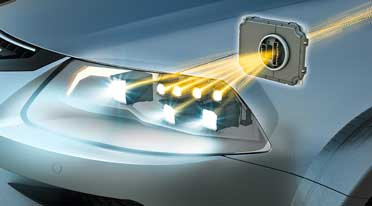 Continental, Osram sign joint venture contract for lighting