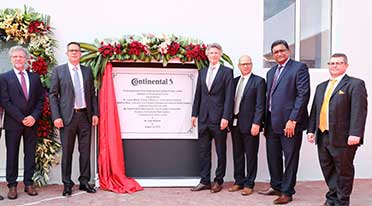 Continental inaugurates new R&D facility for brake systems In Gurgaon