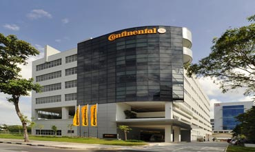 Continental opens new R&D extension building in Singapore