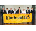 Continental reveals its new image