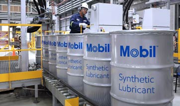 ExxonMobil expands grease, synthetic lubricants facilities in Singapore