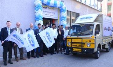 Ford expands retail distribution of genuine parts to South India