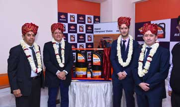 GP Petroleums launches first Repsol diesel engine oil in India