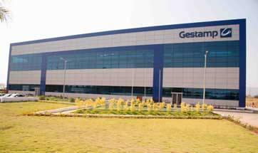 Gestamp Rs 260 crore investment in first hot stamping plant in India