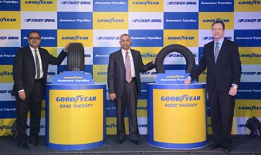 Goodyear launches Assurance TripleMax tyres for power braking