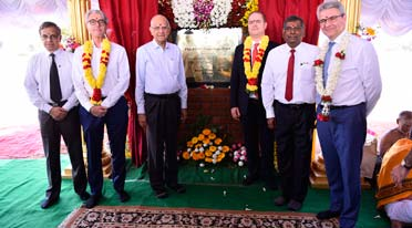 Groundbreaking ceremony for PSA-Avtec Powertrain JV plant