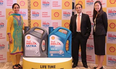 India's first 'lifetime engine warranty' for consumers from Shell