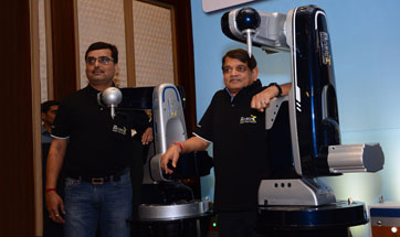Industrial-articulated robot - TAL Brabo launched for Rs.5 lakh onwards