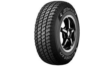 JK Tyre premium range of SUV tyres- Ranger