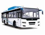 Kamal Nath unveils Ashok Leyland's Jan Bus
