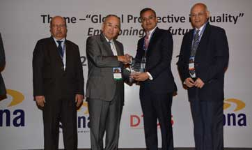 Rohit Saboo receives Ashoka Award for  quality management