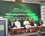 SIAM focus on mobility