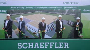 Schaeffler India begins Rs 200 cr expansion of Pune operations