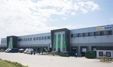 Sona BLW expands its Hungary manufacturing facility