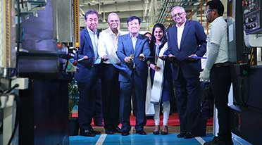 Sundaram-Clayton inaugurates new foundry in Chennai