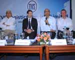 TVS Logistics buys 100 pc of TVS America
