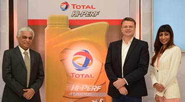 Total Hi-Perf lubricant launched for motorcycle segment