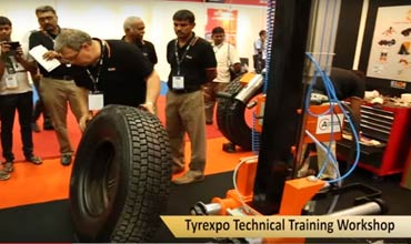 Tyrexpo New Delhi Edition on June 14 to see new products, tech displays