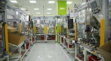 Valeo inaugurates a wiper motor manufacturing facility in Chennai