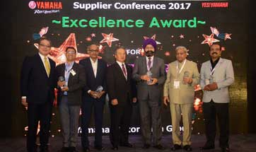 Yamaha organises Annual Suppliers Conference-2017