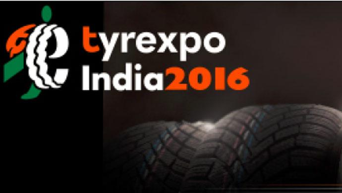 Motown India magazine is a media partners to the Tyrexpo India 2016