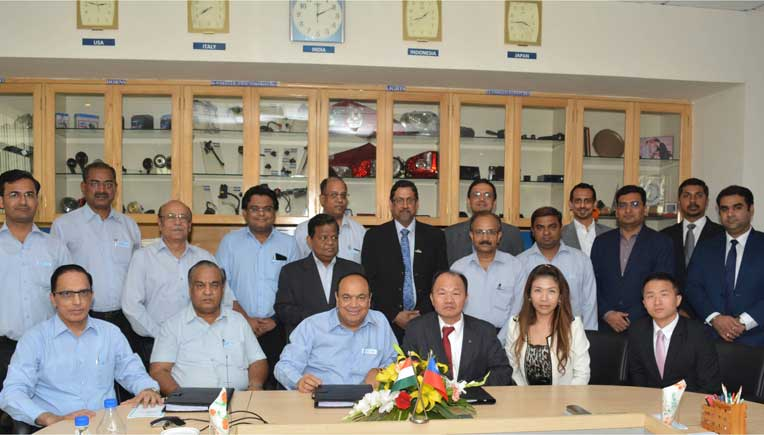 Clayton Auto Sales >> Uno Minda Group enters into Joint venture agreement with TTE of Taiwan