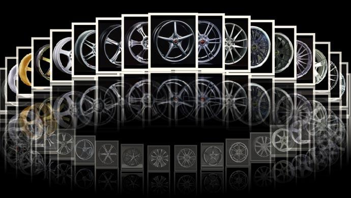 Uno Minda Kosei Aluminum Jv For Alloy Wheels Motown India