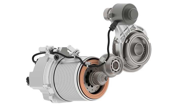 BorgWarner P3 hybrid drive module to power front-wheel, AWD SUVs
