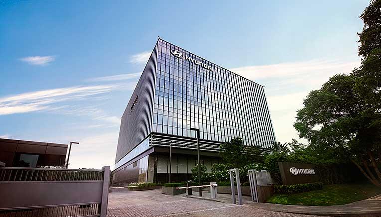 Hyundai Motor India Inaugurates plush corporate headquarters in Gurugram