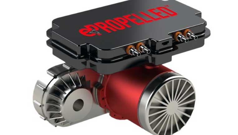 ePropelled unveils groundbreaking Electric Vehicle Motor System