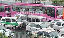 Auto registrations fall year on year by (-) 28.64pc: FADA