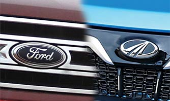 Erstwhile partners M&M and Ford explore strategic cooperation