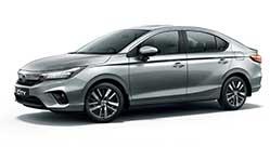 Honda City leads mid-size sedan segment sales in calendar year 2020