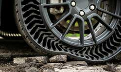 ICAT event stresses on new tyre technologies, including airless tyres