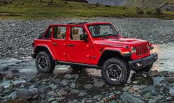 Jeep Wrangler SUV is now assembled in India