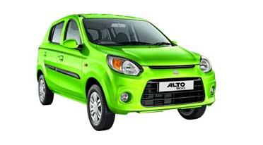 Maruti Suzuki achieves cumulative sales of 35 lakh with Alto