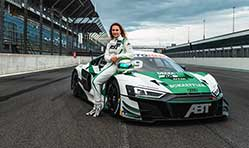 Schaeffler Steer-by-wire tech Space Drive for DTM racing cars